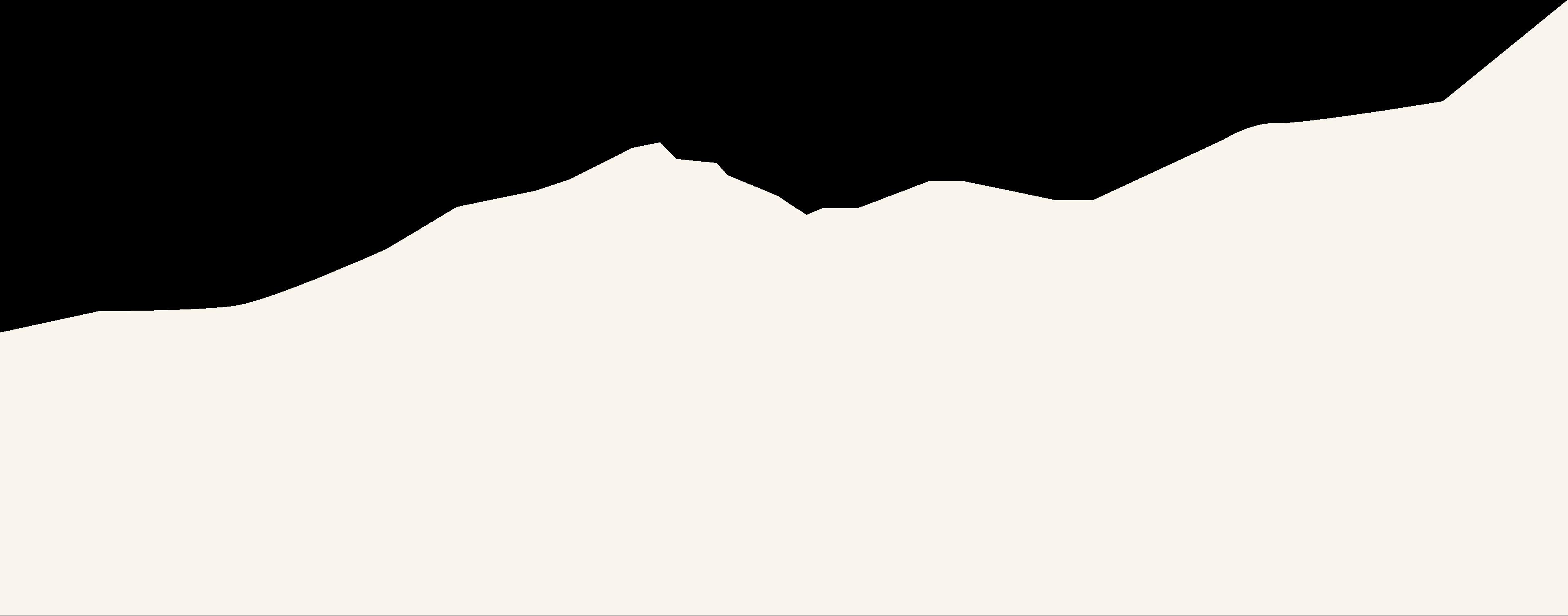 Illustration d'une montagne en beige.