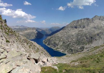 Réserve du Néouvielle - Lac du Tourrat - Pic Long